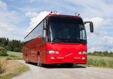 1999 Volvo B10M 14,5m. VIP Turnè buss levert kunde.