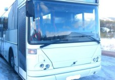 1999 Volvo B7R bygges for kunde