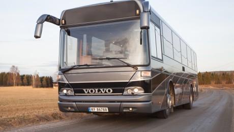 1999 Volvo v25 B7R, Levert til kunde!