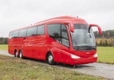 2003 Scania Irizar EB 13,7m, levert til kunde!