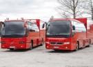 2 stk kombi-busser til anleggsnæring! Levert kunde!