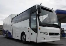 Ytterligere 2 stk kombinertbusser under bygging for anleggskunde. Leveres våren 2016