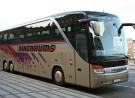 Team Peugeot-Hansen Motorsport sin nye Setra 416 HDH bygges av Bussexperten!