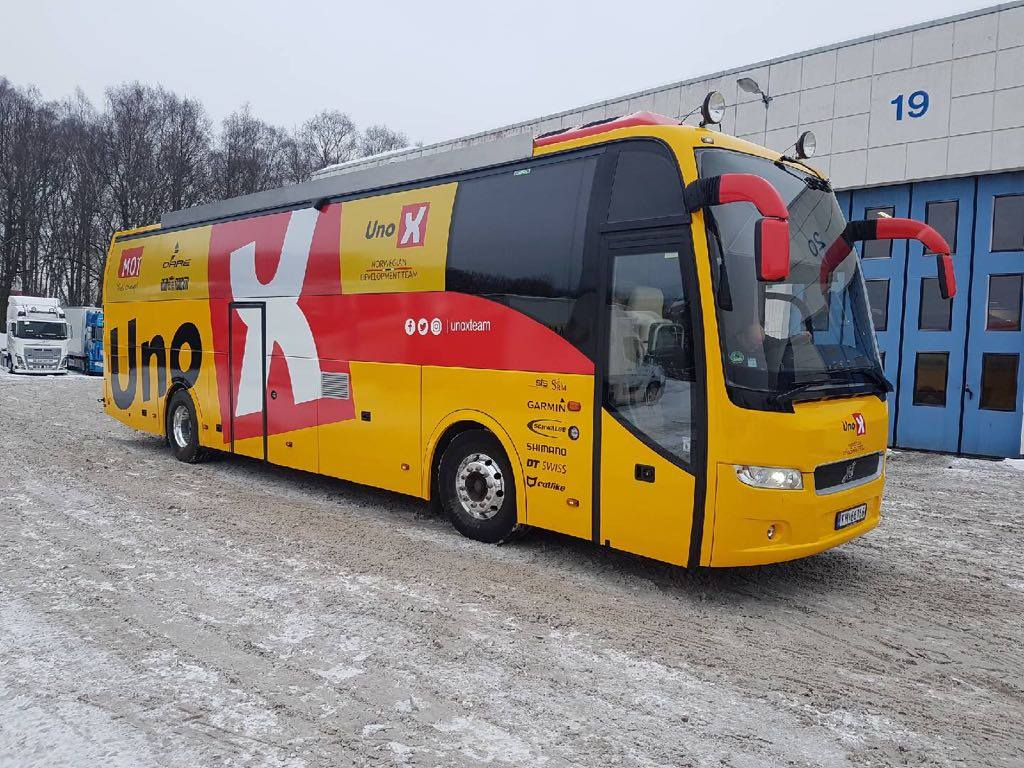Uno-X-bussen