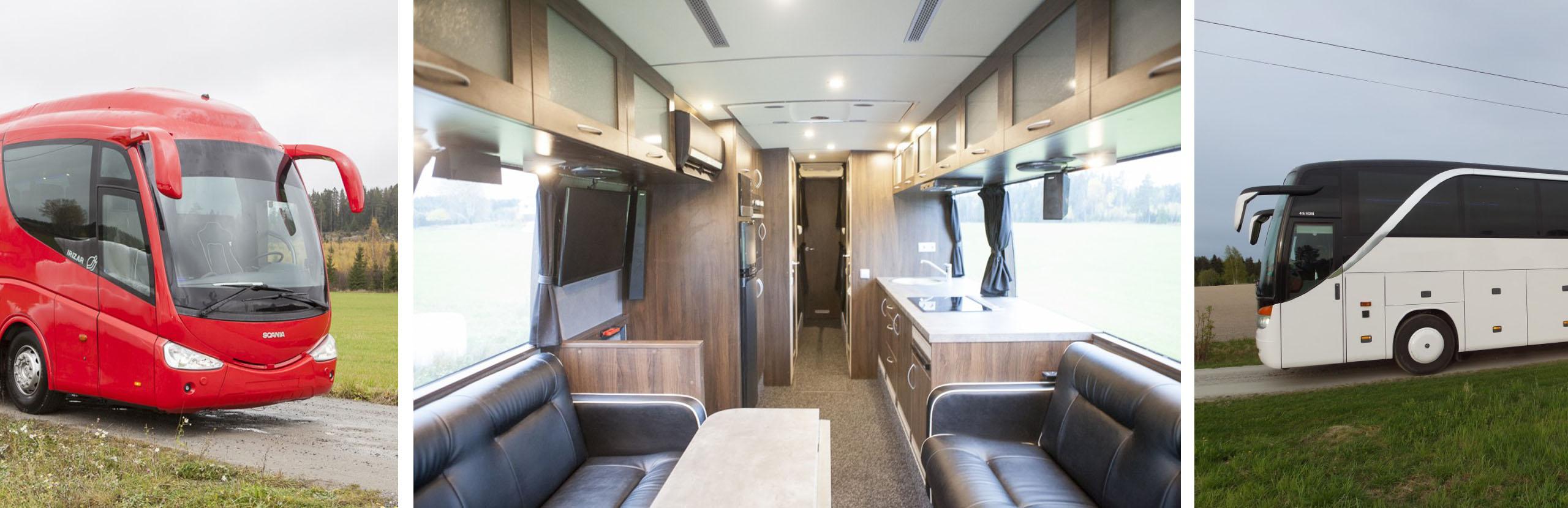Leie campingbuss